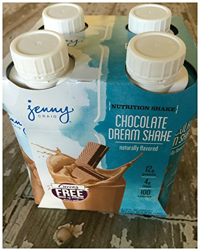 jenny-craig-weight-chocolate-dream-shakes-8-shakes