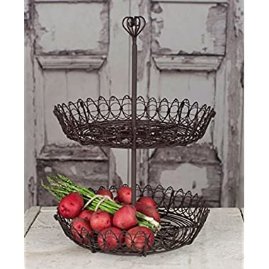 Farmhouse Fruit Two Tier Caddy