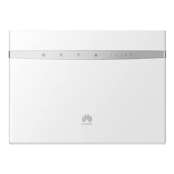Huawei Wi-Fi Router B525s-65a Unlocked 4G/LTE CPE 300 Mbps Mobile (3G/4G  LTE in Europe, Asia, Middle East, Africa, USA) (White)