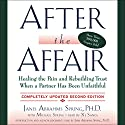 After the Affair, Updated Second Edition Audiobook by Janis A. Spring Narrated by Xe Sands, Janis A. Spring