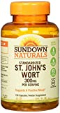 Sundown Naturals Standardized St. John's Wort Capsules 150 ea Review