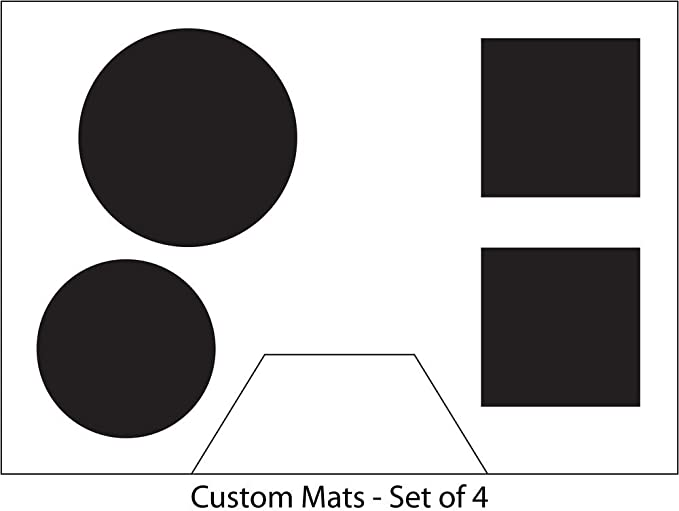 Amazon.com: Inducción alfombrilla de protección de silicona ...