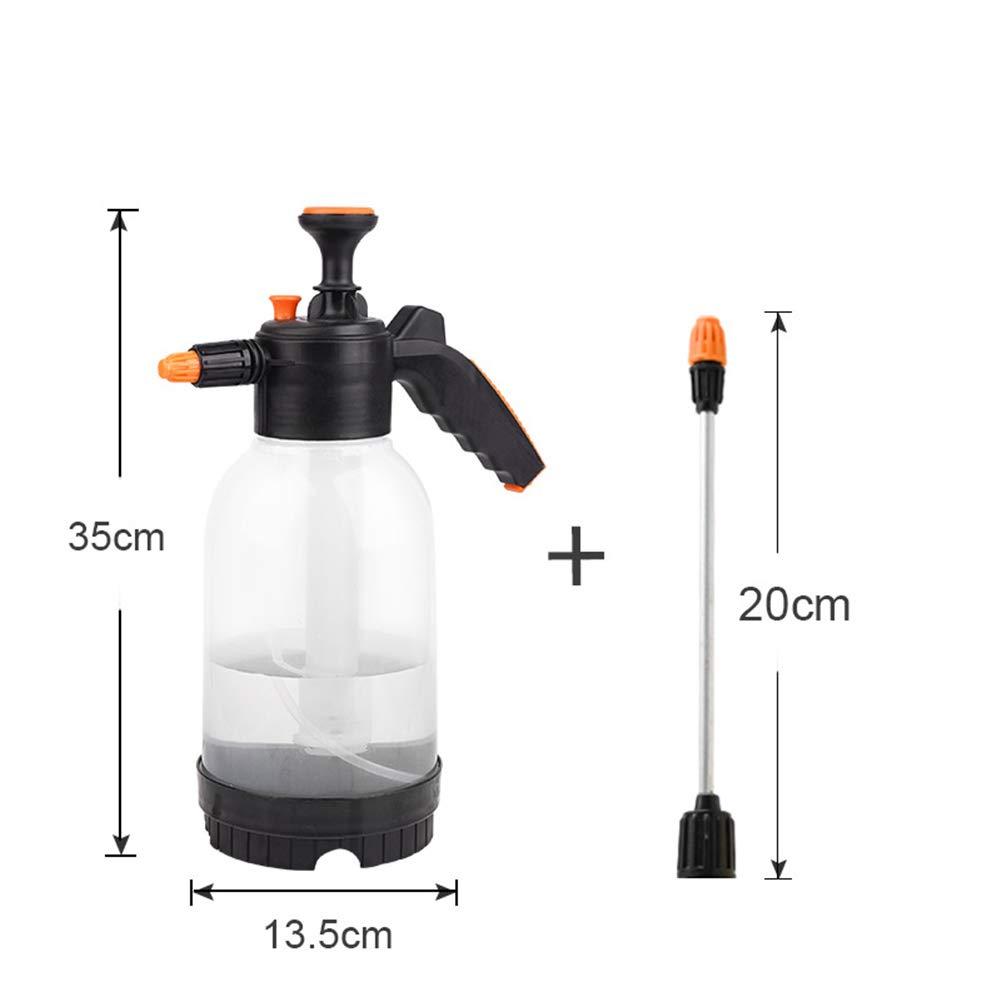TELLW Watering Flowers Watering cans Transparent Watering-pots Gardening Household Sprinkling Kettle Pressure Sprayer Small Pressure Watering Spray Bottle