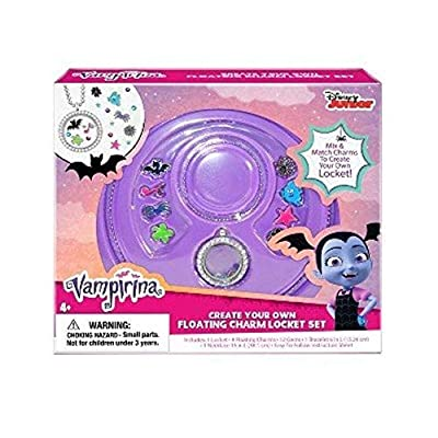 vampirina DIY Locket Kit: Toys & Games