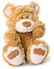 NICI 46508 Knuffel zacht speelgoed klassieke beer 35cm, bruin