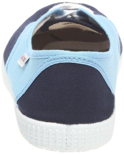 Inglesa Baskets Victoria Mixte Bicolor Bleu Adulte Basses celeste 1PBTq