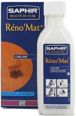 Saphir - Limpiador y quitamanchas de cuero liso: Amazon.es: Zapatos y complementos