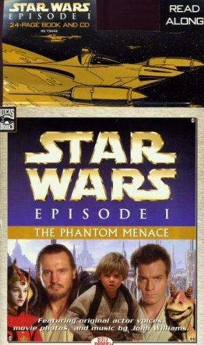 Star Wars Episode I: The Phantom Menace: Read Along (Audiobook)