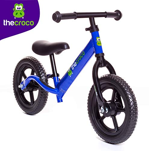 TheCroco Premium & Ultra-Light Balance Bike: Only 4 lbs and Unrivaled -