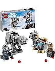 LEGO 75298 Star Wars AT-AT vs. Tauntaun Microfighters Speelgoed Bouwset met Luke Skywalker en AT-AT Driver Poppetjes