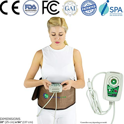 HL HEALTHYLINE Far Infrared Jade Heat Therapy Belt