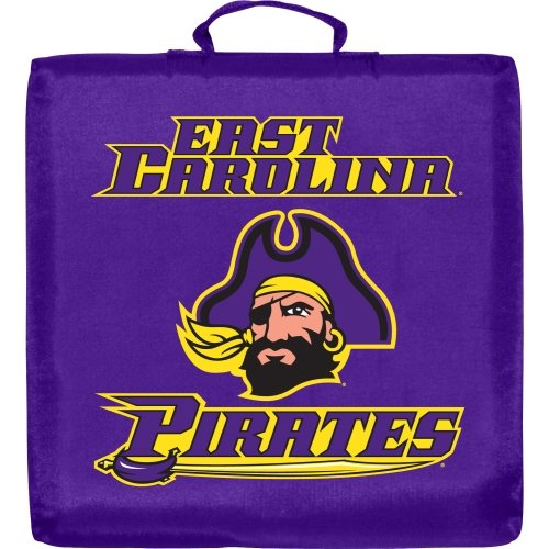 Logo Chair East Carolina Pirates Stadium Seat Cushion