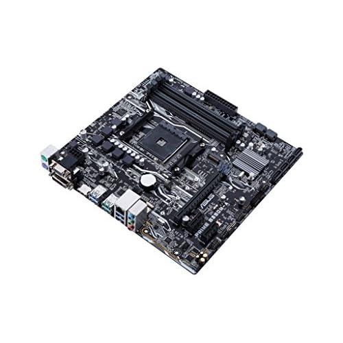 chollos oferta descuentos barato Prime B350M A AM4 B350 4DDR4 USB3 HDMI Dsub uATX