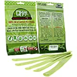 QHiti Mosquito Repellent Bracelets - 100% Oil of Lemon Eucalyptus - All Natural and DEET Free - Practical and Easy to Use, Ideal for Outdoor! (50 Bands 10 Pack)