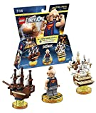 Goonies Level Pack + Lego City Chase McCain + Harry Potter Hermione Granger + The Legend Of Chima Cragger + Ninjago Nya Fun Packs - Lego Dimensions (Non Machine Specific)