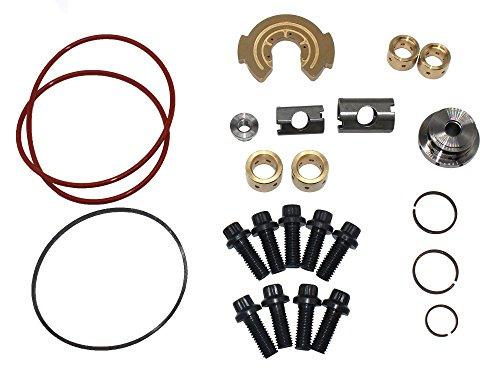 Turbo Rebuild Kit Turbochargers for 6.0 Ford Super Duty 2003-2007, Ford Excursion, F250, F350, F350+Cab 6.0, Ford Econoline Van 6.0 2003-2010 GT3782VA