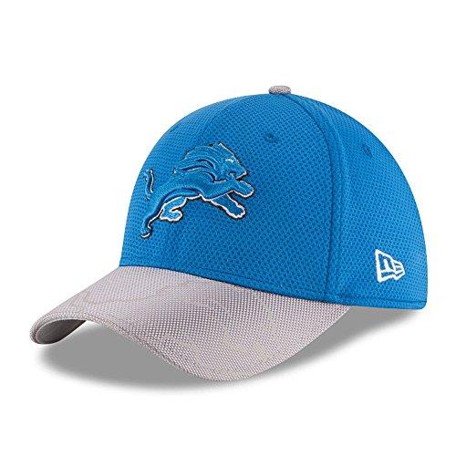 コカイン女将単独でニューエラとNFLサイドライン39Thirty Curve Cap?デトロイトライオンズ (New Era~Detroit Lions)