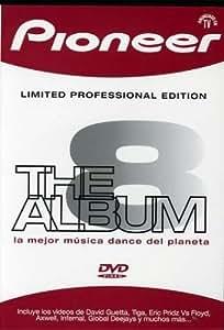 Vol. 8-Pioneer: the Album (Pal/Region 2)