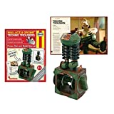 Wallace & Gromit Haynes Techno The Wrong Trousers Construction Book Gift by Tobar