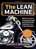 The Lean Machine, Dantar P. Oosterwal, 0814413781