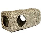 Naturals Animal Woven Stack-n-Hide Den, Small