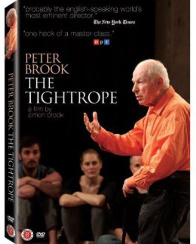 DVD : Peter Brook - Peter Brook: The Tightrope (Widescreen)