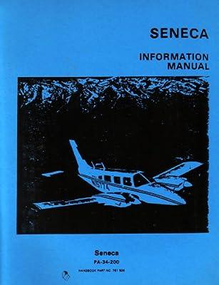 Information Manual: Seneca PA-34-200