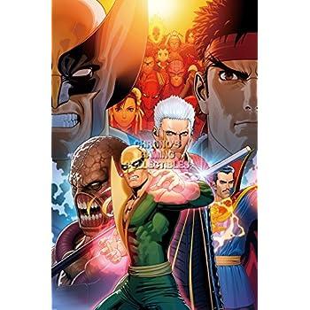 Amazon.com: CGC Huge Poster - Ultimate Marvel VS Capcom 3 ...