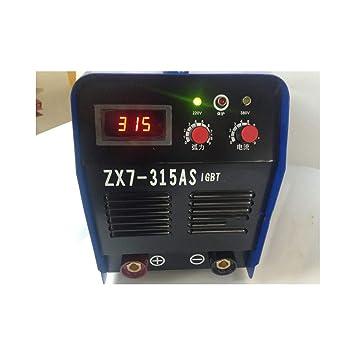 CYDKZMEPA ZX7-315/400 de Doble Voltaje 220 V / 380 V de Doble