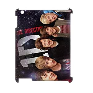 Classic Case One Direction pattern design For IPad 2,3,4(3D) Phone Case