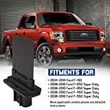HAVC Blower Motor Resistor for Ford F150 F250
