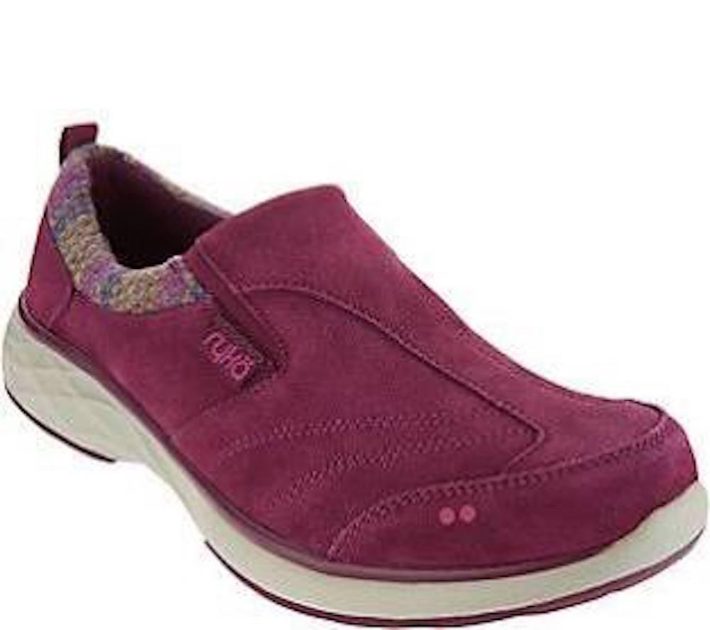 Ryka Women's B(M) Terrain Sneaker B01NB0YQML 6.5 B(M) Women's US|Berry/Pink 0ebccc