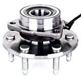 Best Wheel Bearings - ECCPP Wheel Hub and Bearing Assembly Front 515036 Review