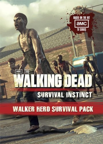 The Walking Dead: Survival Instinct - Walker Herd Survival Pack [Online Game Code] (The Walking Dead Survival Instinct Pc Game)