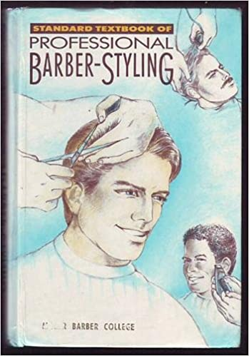 Standard textbook of professional barber styling richard raimondo standard textbook of professional barber styling fandeluxe Gallery