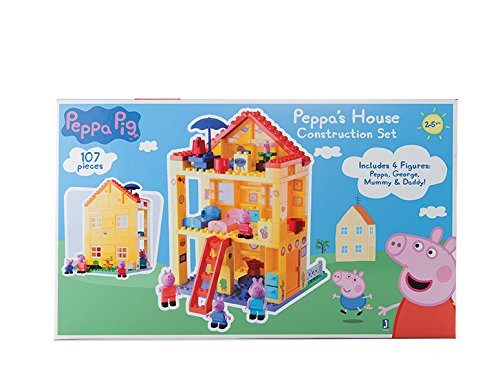Buy Peppa Pig House Construction Set Online At Low Prices In India