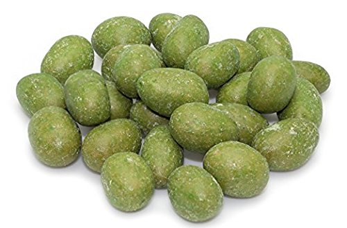 (Wasabi Peanuts 2lb Wasabi Coated Peanut Snack)