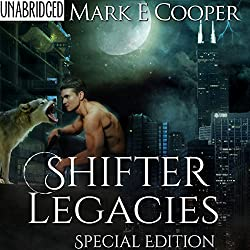 Shifter Legacies Special Edition: Books 1-2