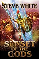 Sunset of the Gods (Jason Thanou Book 2) Kindle Edition