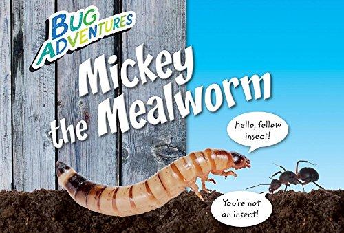 Mickey the Mealworm (Bug Adventures) ()