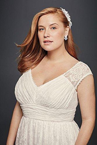 is As Dress Wedding Plus Sample Ivory Style Size AI16310027 Sheath qRSU7v