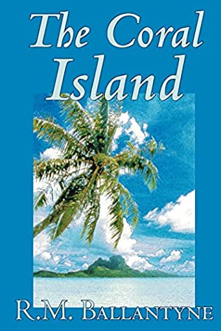 book cover of The Coral Island