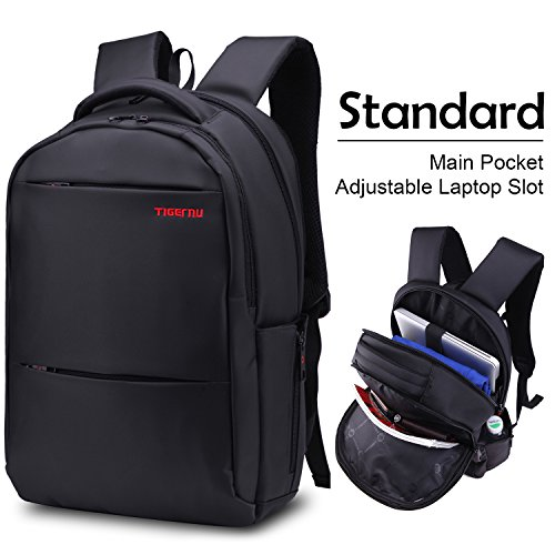 lapacker-156-17-inch-water-resistant-lightweight-slim-backpack-laptop-in-black-bags-business-noteboo