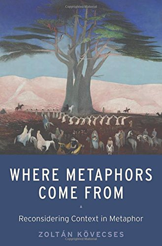 Where Metaphors Come From: Reconsidering Context in Metaphor