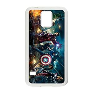 Samsung Galaxy S5 Cell Phone Case White Avengers XKH Cell Phone Case Covers