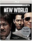 New World (Montage Pictures) Dual Format (Blu-ray & DVD) edition