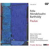 Mendelssohn : Paulus / Bernius
