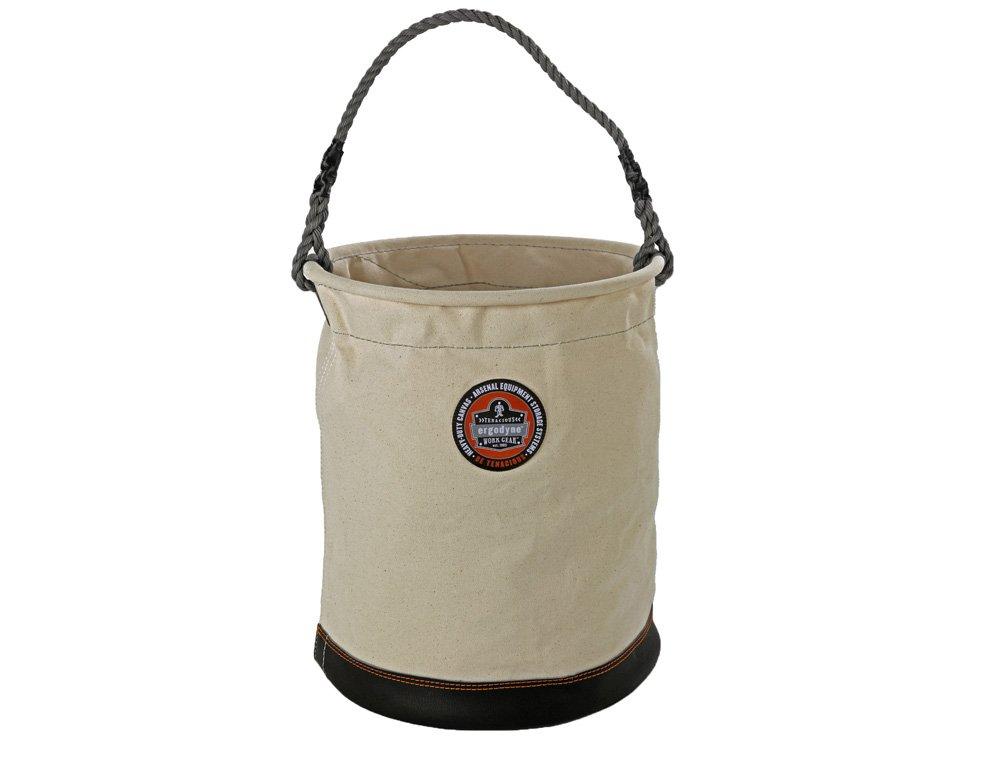 Arsenal 5735 Leather Bottom Tool Bucket, X-Large