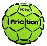 The KixFriction - #1 Selling Soccer Training Ball (Neon Green, Size 5) Awesome Street Soccer Ball Too - Marvel of Design & Craftsmanship offers