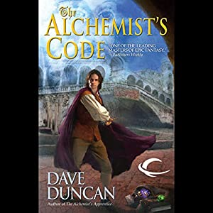 The Alchemist's Code Audiobook